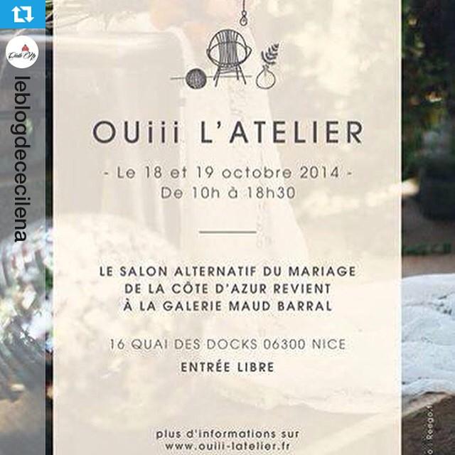 #Repost  @leblogdececilena Today #event #nice06 #wedding #ouiiiii