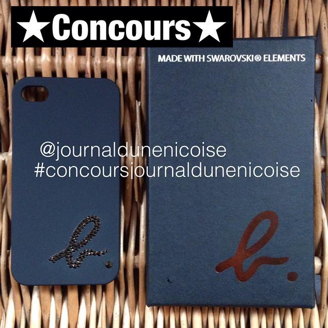 Rappel #concours #iphone4 #agnesb  Règles du concours sur la précédente photo