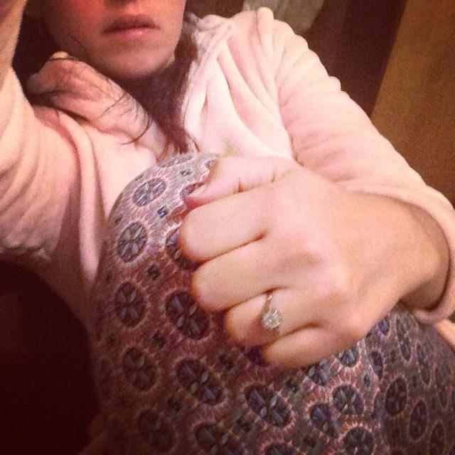 Soirée cooconing avec mon pyjama #etam tout doux. Me manque qu'un thé